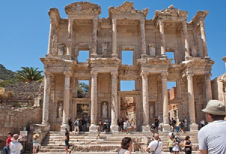 Seven Churches  of Asia Minor Tour