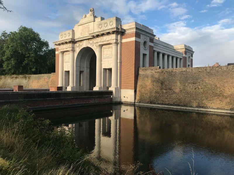 Flanders & Somme Battlefield Tour