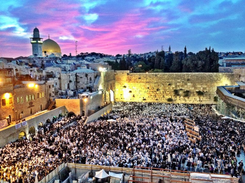 A Word From a Leader and Visitor to Israel