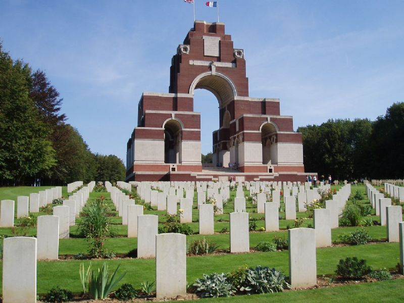 Article from The Somme Trip leader - Stephen Carvell