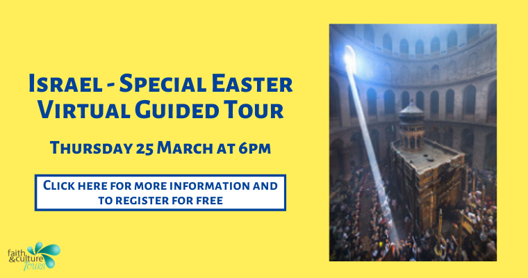 Easter Israel Tour