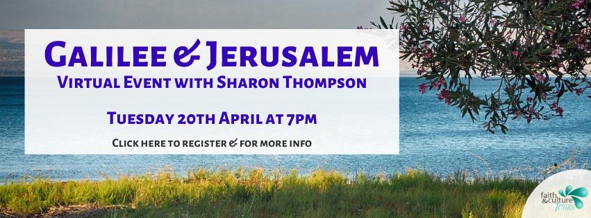 Israel Virtual Event 20 April 2021