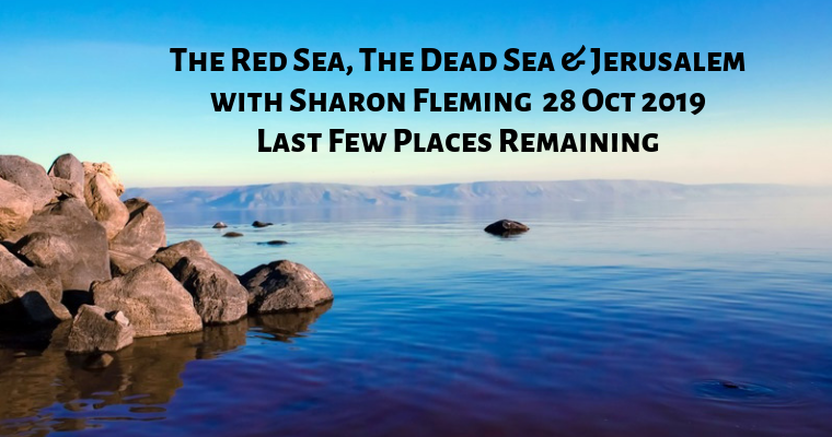 The Red Sea, The Dead Sea & Jerusalem