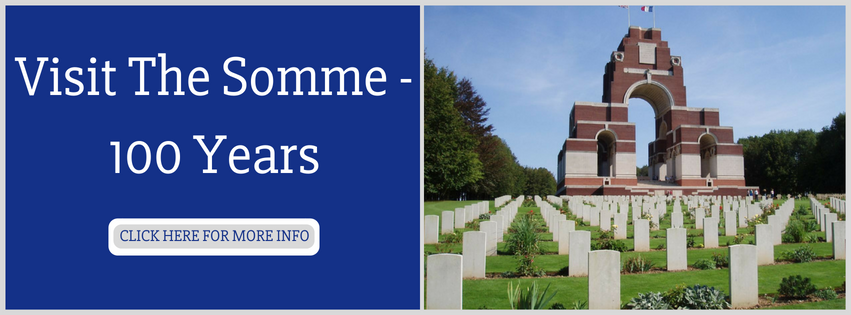 The Somme - 100 Years