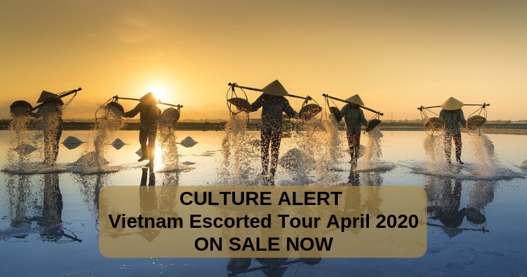 Trip to Vietnam April 2020