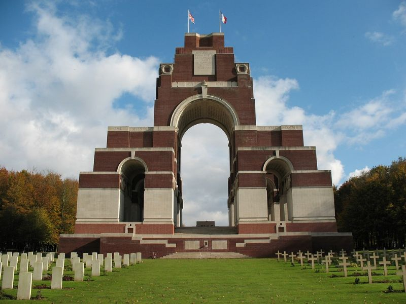 WWI Remembered - The Somme